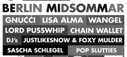 Berlin Midsommar Festival