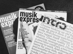 Zeit für neue Musik!